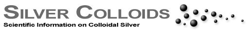 scientific info on colloidal silver