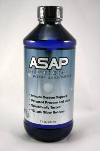 ASAP Silver Solution | Ionic Colloidal Silver